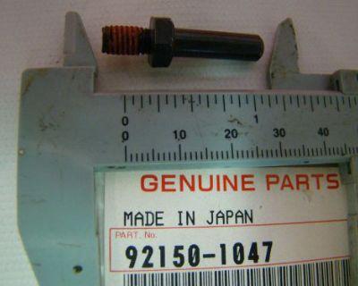 Kawasaki Vulcan Vn1500 Bank Sensor Bolt 92150-1047