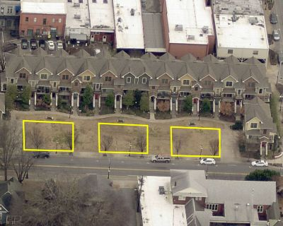 3 Single Family Lots For Sale in heart of Argenta