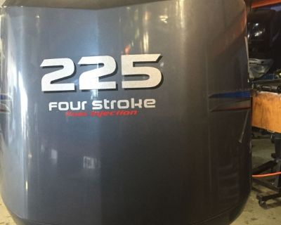 For Sale :Yamaha 4 Stroke F225 Outboard Motor
