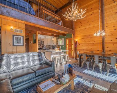 Fawnskin Family Cabin - Free Bike/kayak Rental! - 2ba/wifi/lake Views - Fawnskin