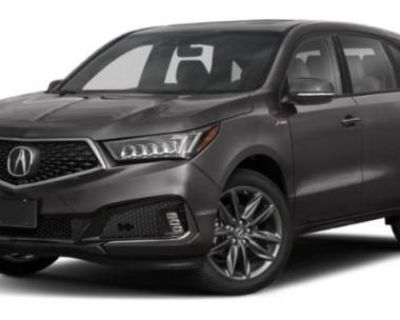 2019 Acura MDX A-Spec with Technology Package