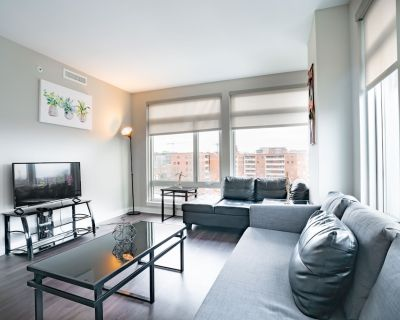 Waterfront Two Bedroom apartment near in a brand new building - Southwest