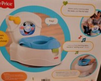 Fisher Price musical Toilet