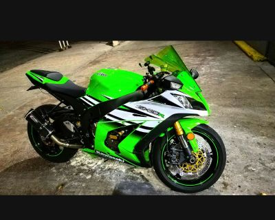 2015 Kawasaki NINJA ZX-10R 30TH ANNIVERSARY