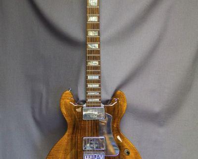 1976 Travis Bean TB1000 Artist Guitar - Mint Condition