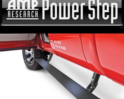 00-01 & 04-05 Ford Excursion Amp Power Retracting Side Steps Running Boards
