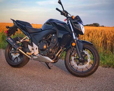 2014 Honda CB 500F ABS