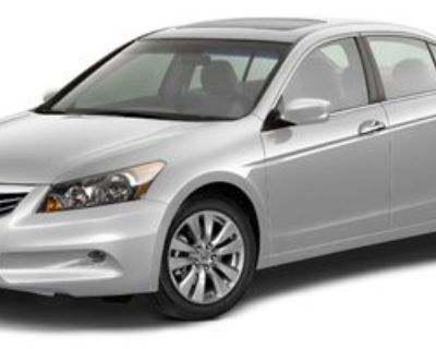 Pre-Owned 2012 Honda Accord EX-L V6