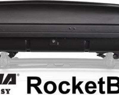New Yakima Rocketbox 11 Roof Mount 11 Cu Ft Carrier Box