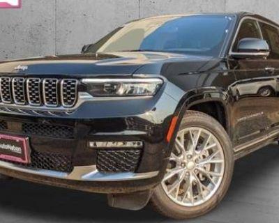 2021 Jeep Grand Cherokee L Summit