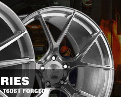 VS Forged Series | Light Weight Fully Forged Wheels under $2599 A Set