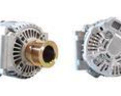 Tyc 2-11049 Alternator New With Lifetime Warranty