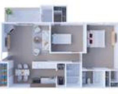 Windsor Estate Apartments - 2 Bedroom Floor Plan B2
