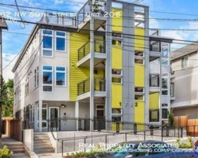 1762 Nw 59th St #202, Seattle, WA 98107 Studio Apartment