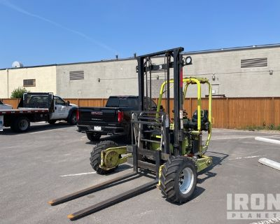 2007 (unverified) Donkey D13T-4K Truck Mounted Forklift