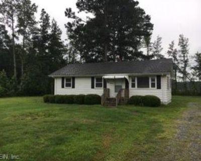 10078 W Blackwater Rd, Windsor, VA 23487 3 Bedroom House