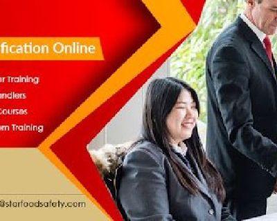 ServSafe Certification Online
