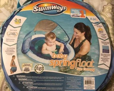 NEW IN PKG. Baby Float (up to 24m)