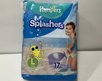 Pampers Splashers swim diapers - Large