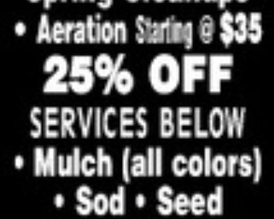 GRASS JOCKEY LANDSCAPING CALL ...