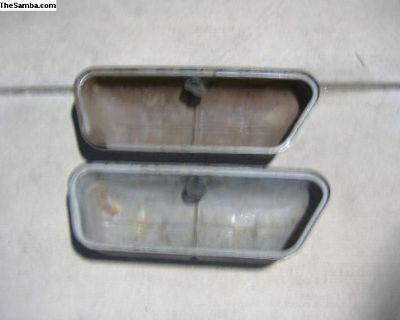 Porsche 356 912 valve cover with vent