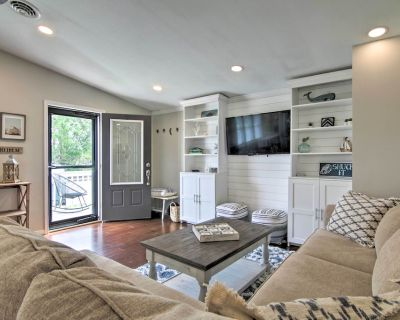 NEW! Remodeled Ocean City Home 4 Blocks to Beach! - Caine Woods
