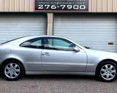 2001 Mercedes-Benz CLK CLK 320