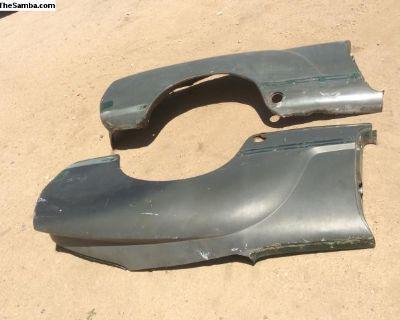 1970/71 rear fenders, quarter panels