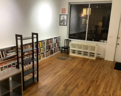 Clean and Airy East Village Meeting/Workshop/Pop Up Space with Natural Light!, New York, NY