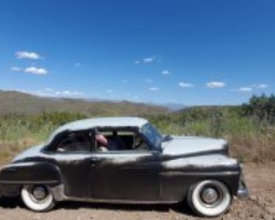 1950 Dodge Plymoth Sedan