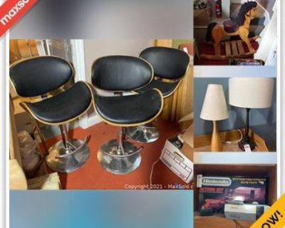 Brookline Moving Online Auction - Babcock Street (CONDO)