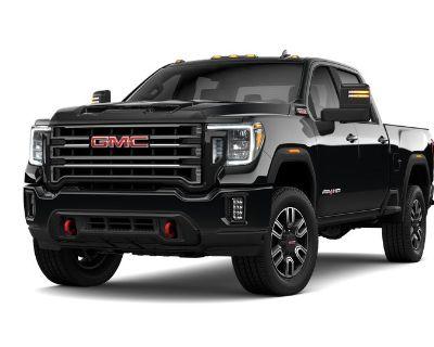 New 2021 GMC Sierra 2500 HD AT4 Four Wheel Drive Trucks