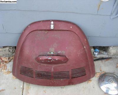 68-79 VW Bug Decklid