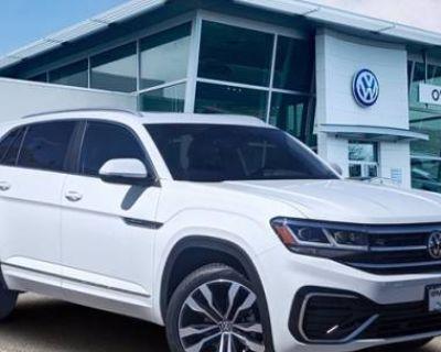 2021 Volkswagen Atlas Cross Sport SEL R-Line