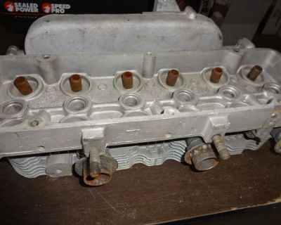 Corvair Heads Used 6 Cylinder