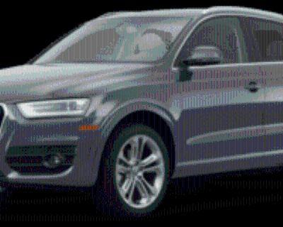 2015 Audi Q3 Prestige