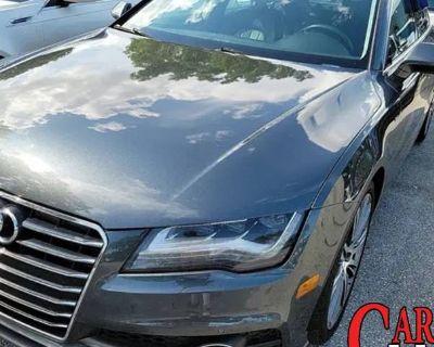 2014 Audi A7 Prestige