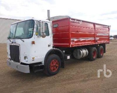 1995 WHITE COE TA Grain, Farm, Silage Trucks Truck