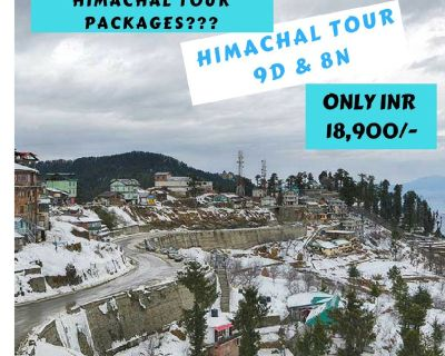 Best & Cheapest Himachal tour packages