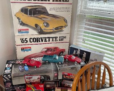 Amazing Model Car, NASCAR Collection and More!!