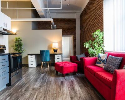 One Bed Loft Apartment with great wifi! - Downtown Denver