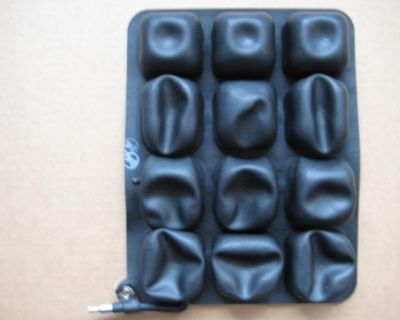 Airhawk Small Pillion Seat-neoprene Material