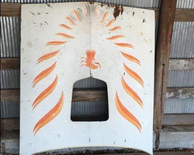 79 Firebird shaker hood
