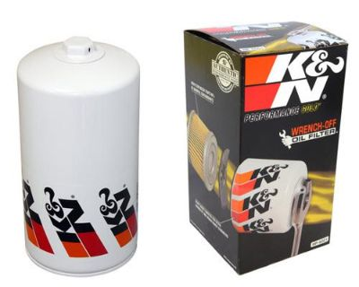 K&n Filters Hp Premium Replacement Oil Filter Ford Super Duty Powerstroke 6.7l