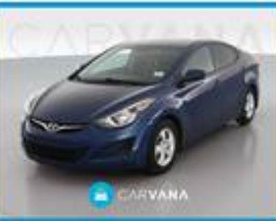 2015 Hyundai Elantra Blue, 70K miles