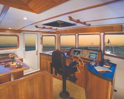 """2023 52'8"""" Nordic Tugs 49"""