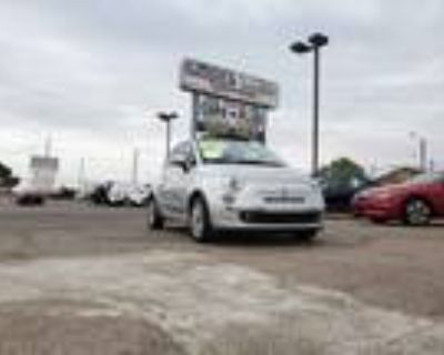 2012 FIAT 500c For Sale