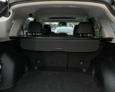 Honda CRV cargo cover