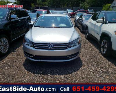 Used 2014 Volkswagen Passat 4dr Sdn 2.5L Auto S *Ltd Avail*