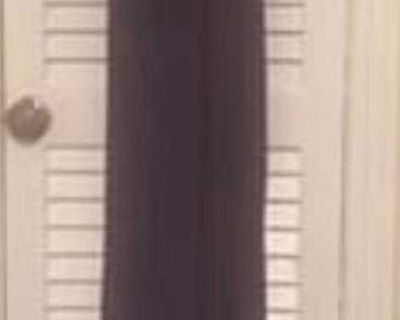 SZ 5 LONG FORMAL DRESS (PURPLE)